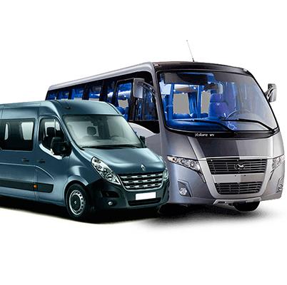 Ar Condicionado para Vans e Ônibus